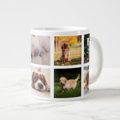 Puppies Dogs Instagram Photos Giant Coffee Mug