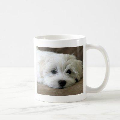 Puppy Eyes Coffee Mug