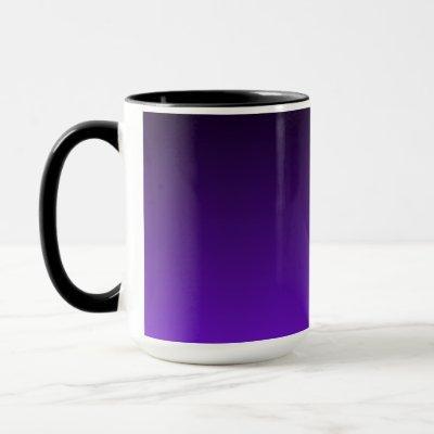 Purple Ombre Mug