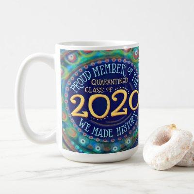 """Quarantined Class 2020"" Inspirivity Coffee Mug"