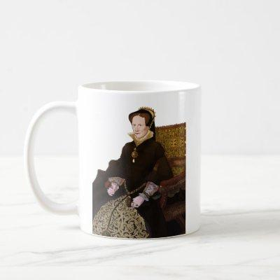 Queen Mary Tudor Coffee Mug