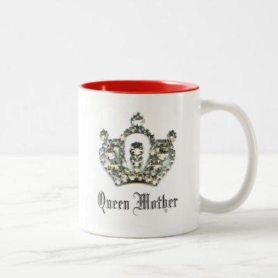 Queen Mother mug