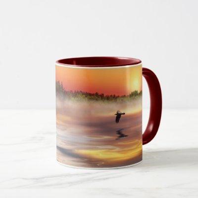 Quiet. Mug