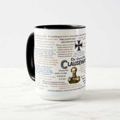 Quotable Clausewitz Mug