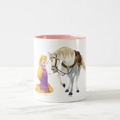 Rapunzel | Besties 4Ever Two-Tone Coffee Mug