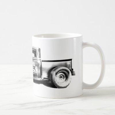 Rat Rod Coffee Cup