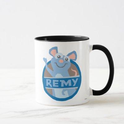 Ratatouille Remy waving Disney Mug