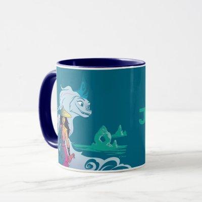 Raya and the Last Dragon Color Pop Mug