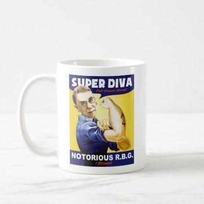 RBG the Riveting Coffee Mug