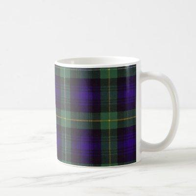 Real Scottish tartan - Campbell of Argyll - Mug