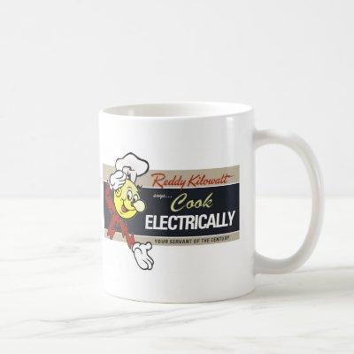 Reddy Kilowatt Coffee Mug