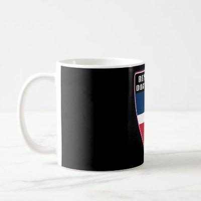Republica Dominicana Coffee Mug