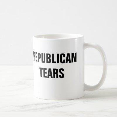 Republican Tears Coffee Mug