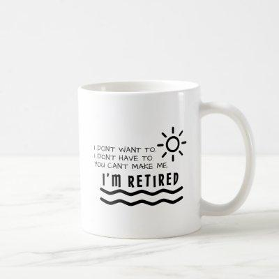 Retirement Gifts Funny For Men Women Dad Mom Coffee Mug