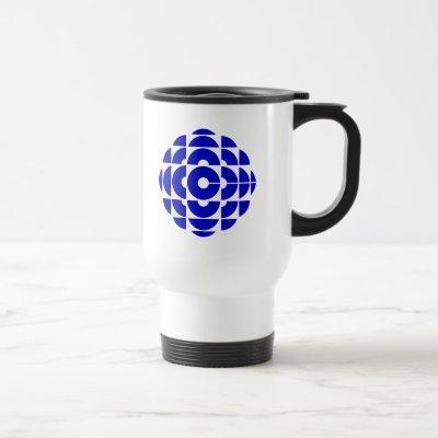 Retro 1986-1992 - Blue Travel Mug