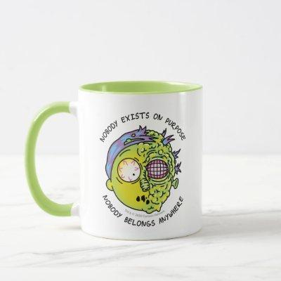 RICK AND MORTY™ | Stylized Morty Fly Quote Mug