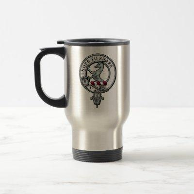 Riddell Crest Badge Travel Mug