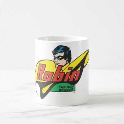 Robin The Boy Wonder Coffee Mug