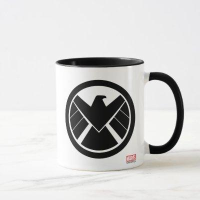 S.H.I.E.L.D Icon Mug