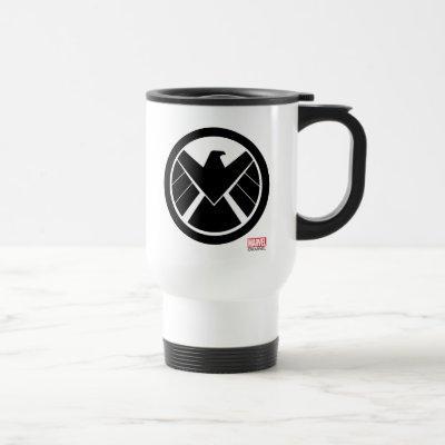 S.H.I.E.L.D Icon Travel Mug