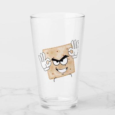 Salty Cracker Glass