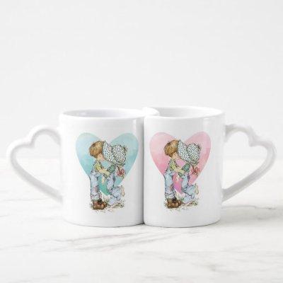 """Sarah Kay """"With Love"""" Mugs"""