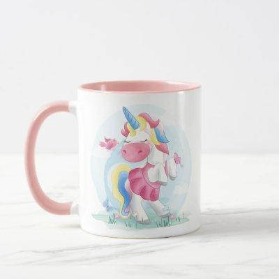 Sassy Little Unicorn Mug
