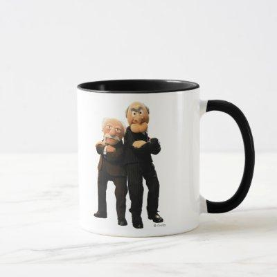 Sattler And Waldorf Arms Crossed Mug