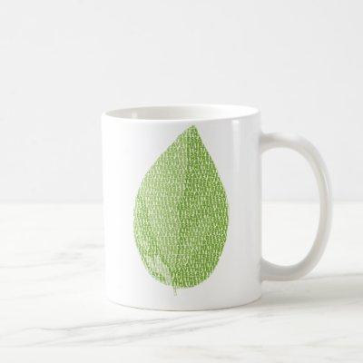 Save the Trees Coffee Mug