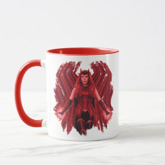 Scarlet Witch Graphic Mug
