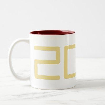 Sci-Fi Geek Galaxy New Year 2021 Tea Coffee Mug
