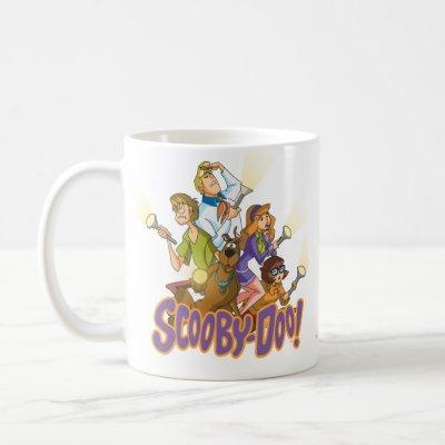 Scooby Doo Create-A-Monster Official Mug