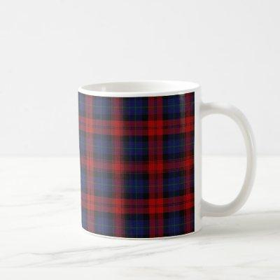 Scottish Clan MacLachlan Tartan Coffee Mug