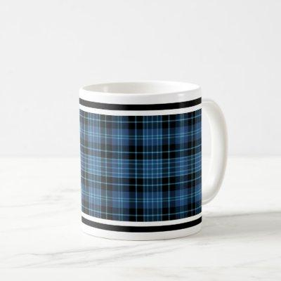 Scottish Clergy Tartan Coffee Mug