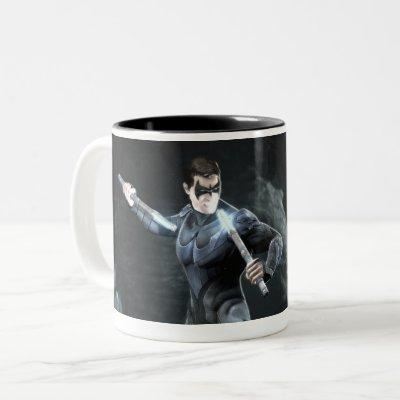 Screenshot: Nightwing Two-Tone Coffee Mug