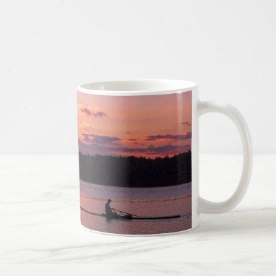 Sculling Coffee Mug