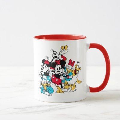Sensational 6   A Classic Group Shot Mug