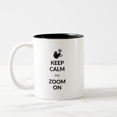 Sequoia Keep Calm Mug