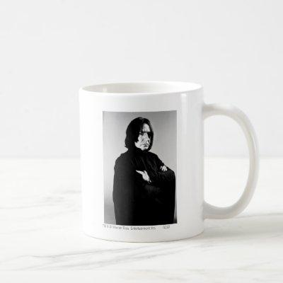 Severus Snape Arms Crossed Coffee Mug
