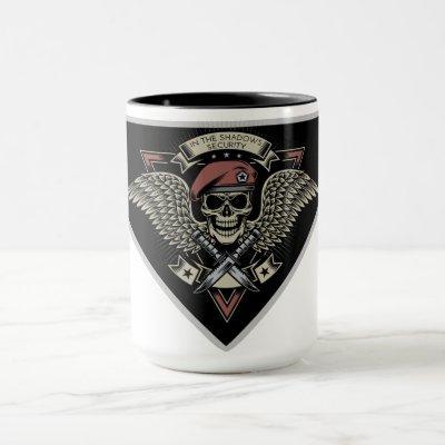 Shadows (ISS) Logo on mug