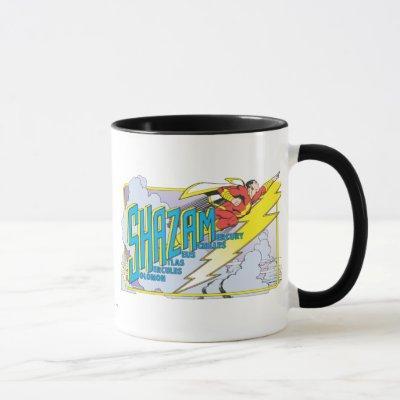 Shazam Acronym 2 Mug