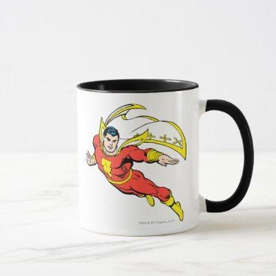 Shazam Soaring Mug