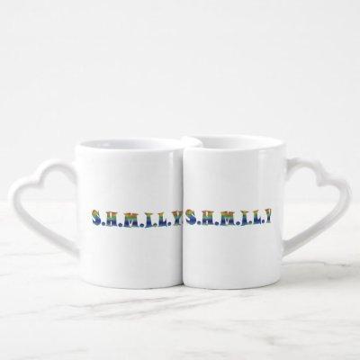 SHMILY Lovers' Mug