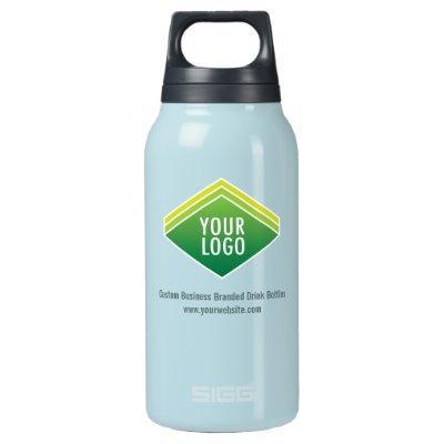SIGG Teal Thermal Bottle .3L Custom Logo Branded