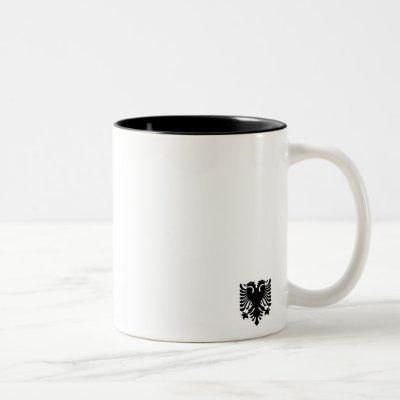 Simple Albanian Mug