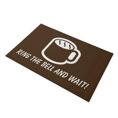 Simply Symbols - Coffee Mug + your ideas Doormat