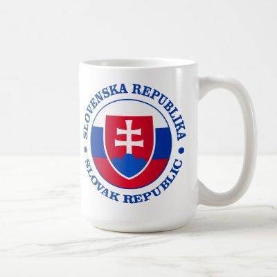 Slovenska Republika Coffee Mug