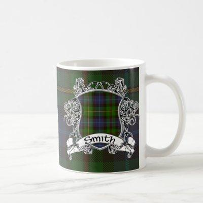 Smith Tartan Shield Coffee Mug