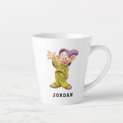 Snow White's Dopey Latte Mug