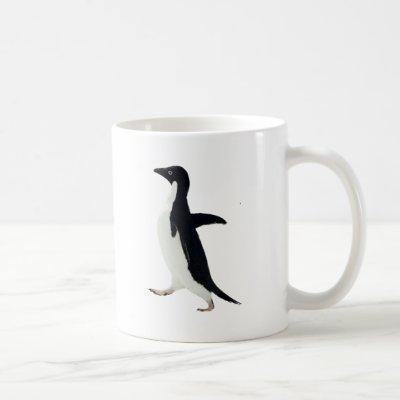 Socially Awkward Penguin Coffee Mug
